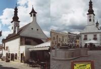 Gmünd – stará radnice  (Alte Rathaus)