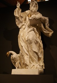 sv. Benedikt z dínly M.B. Brauna