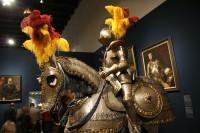 Praha: výstava Hrady a zámky objevované a opěvované aneb co všechno se vejde do hradní Jízdárny