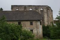 Kuklov – kostel sv. Ondřeje a paulánský klášter