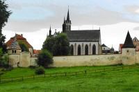 Vyšší Brod – klášter Monasterium Cisterciense Altovadum, perla jihočeské gotiky