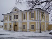 Cetkovice – fara zvaná zámeček (nebo barokní zámeček sloužící jako fara?)