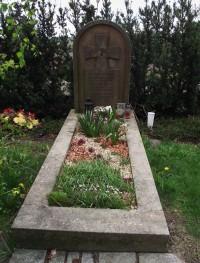 Krucemburk – hrob malíře Jana Zrzavého