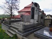 Krucemburk – evangelický a katolický hřbitov