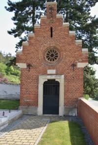 Lysice – hrobka hraběnky Karoliny Nimpschové