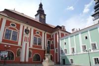 Pelhřimov - zámek Říčanských