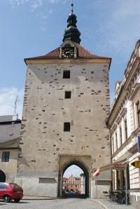 Pelhřimov - městské brány (Jihlavská, Rynárecká a Solní)