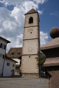 San Michele / St. Michael - kostel Archanděla Michaela (Chiesa S. Michele/Kirche Erzengel Michael)