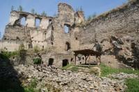 Za hradními zříceninami jižních Čech (Vítkův a Dívčí kámen)