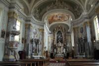 Caldaro / Kaltern – kostel Nanebevzetí P. Marie  (Santa Maria Assumpta / Kirche Maria Himmelfährt)