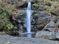 Podzimní procházka k vodopádu na Borovém potoce (Kouty nad Desnou)