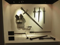 dobové zbraně