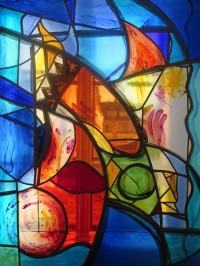 Jemelkova vitráž
