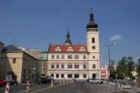 Mladá Boleslav - stará radnice