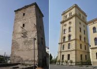Mladá Boleslav - vodárenské věže