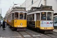 Lisabon 2015 / 2 (toulky městem, kláštery, katedrály i muzea – São Vicente, Sé, Antiga, Belém)