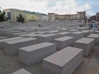 Berlín – Památník holocaustu  (Berlin - Holocaust-Mahnmal)