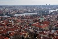 Praha – Velká jižní věž, nejdražší rozhledna ČR (Pražský hrad)