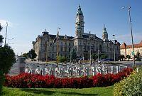 Györ - radnice  (Városháza)