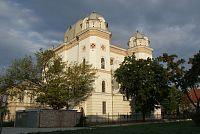 Györ – synagoga  (Zsinagóga)