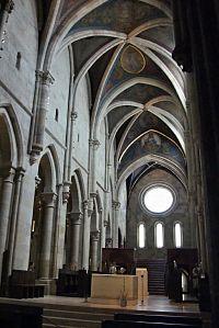 Pannonhalma – bazilika sv. Martina  (Szent Márton – bazilika)
