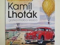 Létající balóny a staré automobily aneb Kamil Lhoták v Šumperku
