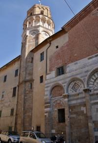 Pisa – kostel sv. Mikuláše  (Chiesa di San Nicola)