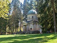 Den otevřených dveří sobotínského mauzolea rodiny Kleinů