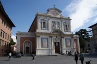 Pisa – kostel sv. Štěpána  (Santo Stefano dei Cavalieri)