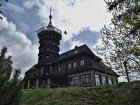Dobrošov – Jiráskova chata a rozhledna