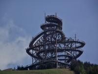 Stezka v oblacích - jedinečná atrakce, zlatý důl i jizva na tváři našich hor (Dolní Morava)