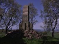 Dobrošov – Pomník obětem I. a II. světové války