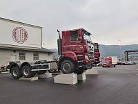 Tatra Kopřivnice aneb z výrobní haly mezi veterány