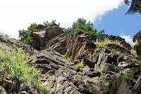 Studenské skály  (Orlické hory)