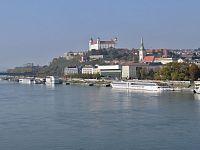 Bratislava aneb krásy města, na které jsme téměř zapomněli