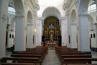 Capri – kostel sv. Štěpána  (Chiesa di Santo Stefano)