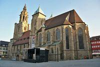 Heilbronn – kostel sv. Kiliána  (Kilianskirche)