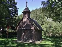 Mnichov (Vrbno pod Pradědem) - kaple Nanebevzetí Panny Marie (Schnaubelova kaple)