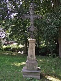 Janovice u Rýmařova – železný kříž
