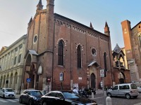 Verona – kostel sv. Petra Veronského  (San Pietro Martire, San Giorgetto)