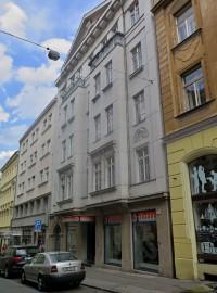 Praha – Galerie Smečky (Plynárenský dům Ve Smečkách)