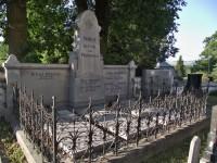 Světlá Hora – hrobka rodiny Primavesi
