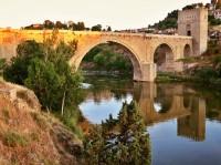 Toledo – most sv. Martina  (Puente de San Martin)