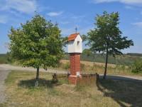 Kraví hora (Bořetice) - boží muka sv. Huberta