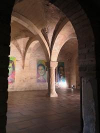 Praha (Staré Město) – románské podzemí domu U Černého hada