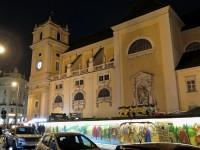 Vídeň – Skotský kostel  (Wien – Schottenkirche)