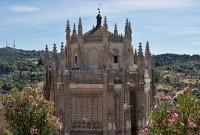 Toledo – klášter a kostel sv. Jana  (Monasterio de San Juan de los Reyes)