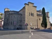 Toledo – kostel sv. Jakuba  (Santiago del Arrabal)