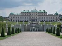 Vídeň – Horní Belvedere  (Wien – Oberes Belvedere)