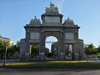 Madrid – Toledská brána  (Puerta de Toledo)